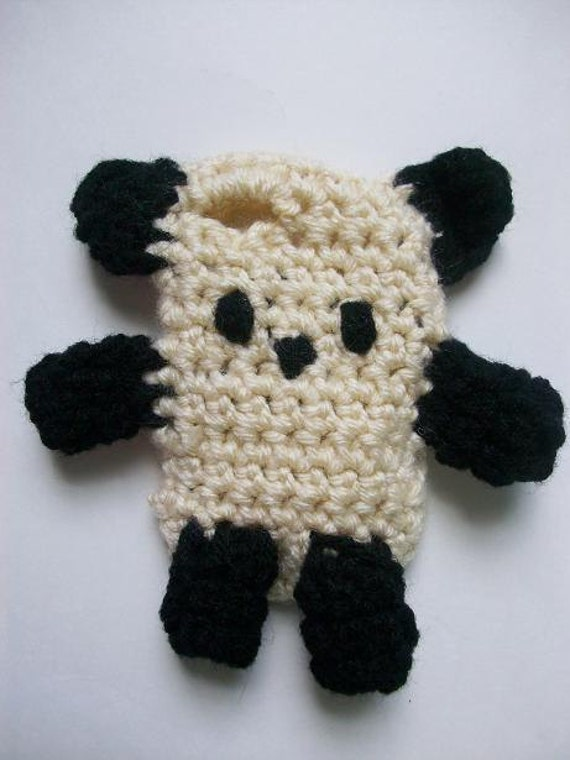 Pandy the Panda Ipod touch 4 Cozy