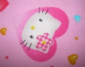 SALE --- Hello Kitty Fabric from Japan