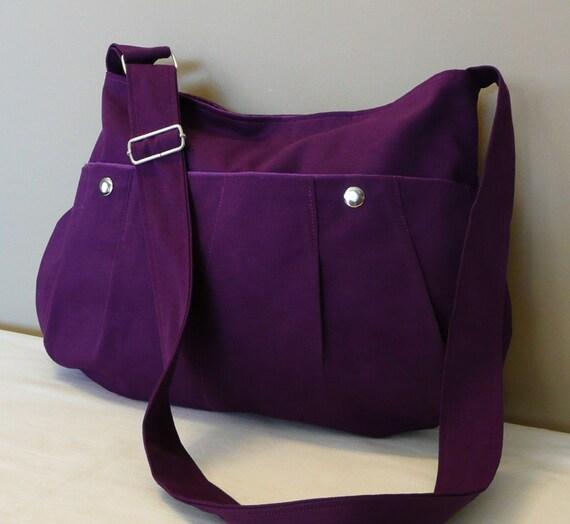 Everyday Purse,Shoulder Bag,messenger,Purple,adjustable strap,SHELL