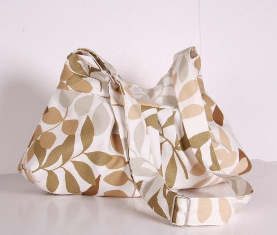 Everyday Bag , Shoulder Bag,Purse Brown,Khaki,Caramel White