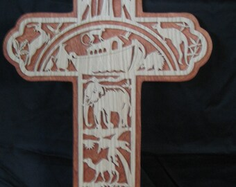 Noah Ark Cross