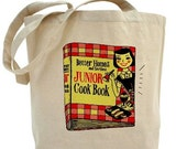 Better Homes and Gardens Junior Cookbook Tote