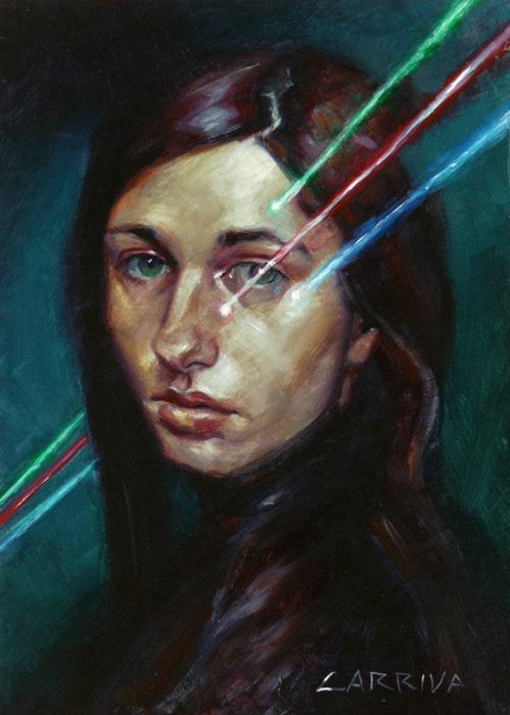 RGB - Original Oil Painting