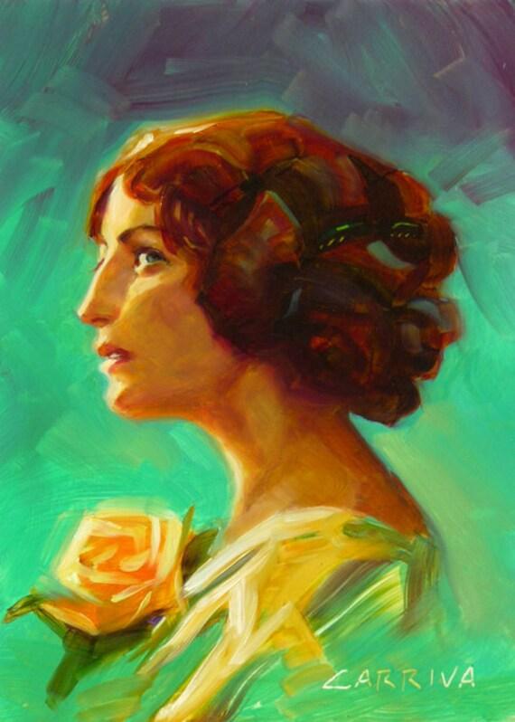 Petals - Original Oil Painting