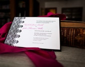 Pocket Style Wedding Invi...