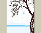 Christmas Tree card set...