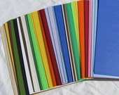 150 Sheets Cardstock, Rainbow of Colors