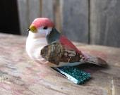 birdie hair clip - Shy Birdie