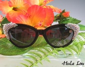 Wicked Wahine - Black Sunglasses