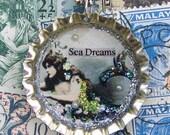 Sea Dreams Mermaid Necklace