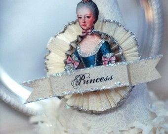 MARIE ANTOINETTE Queen Party Hat