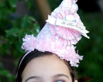 Let Them Eat Cake - MARIE ANTOINETTE Party Hat