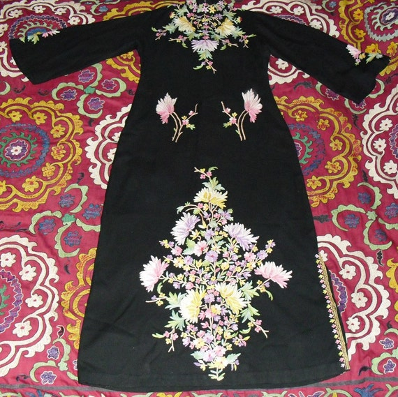 Reserved Simply Divine Kashmiri Hand Embroidered dress