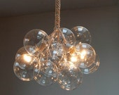 Bubble Chandelier by Jean Pelle (Original Size)