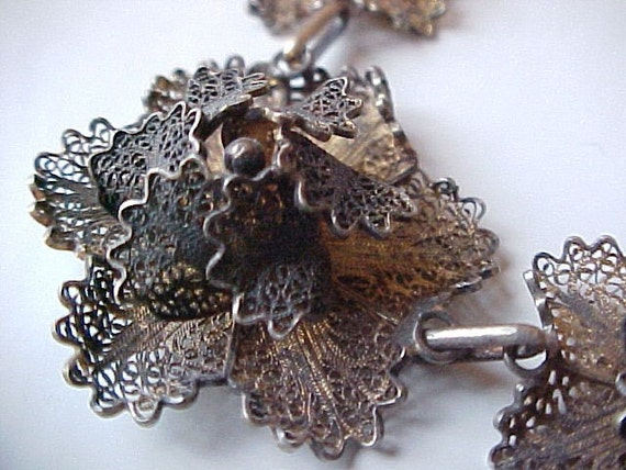 SALE---------- Filigree Necklace --------------  Nani Porto Filigranas D'Arte PORTUGAL