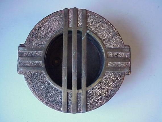 1920'S SPEAKEASY front door peephole DECO