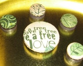 Love a Tree Earth Day Magnets