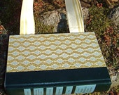 Elegant Lizzy Bennet Book Purse made from Vintage Reader's Digest Recycled Book