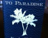 Passport Wedding Invitation, Destination Wedding Invitation, Beach Wedding Invitation. DEPOSIT: Faux Leather Design