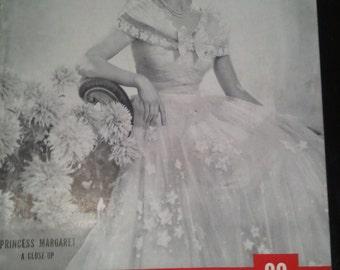 Vintage LIFE Magazine 1949 Oct 31 Princess Margaret