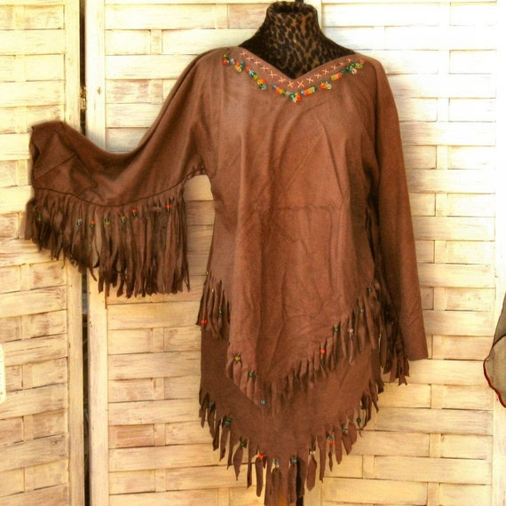 native american indian girl costume diy by gothabilly13 on etsy. Black Bedroom Furniture Sets. Home Design Ideas