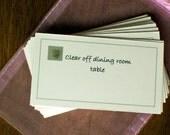 De-Clutter Cards