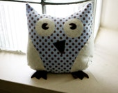 Hoot plush (Special order for Jackie)