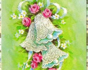 Vintage Congratulations on Anniversary card
