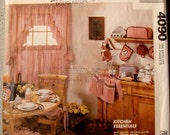 McCall's Crafts Patterns for Kitchen Essentials