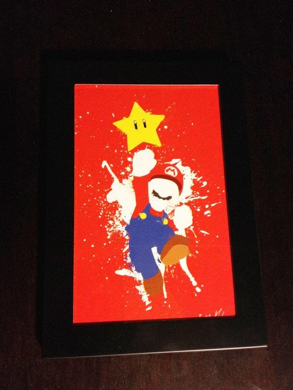 Mario Paint Mini-Print 3-Pack