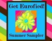 GET EUROFIED Summer Sampler SALE