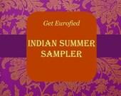 Indian Summer Sampler