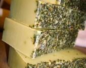 Sweet Vanilla Mint Shea Butter Soap