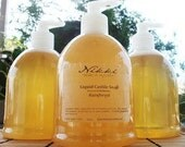 Liquid Castile Soap, Super-Size 16oz