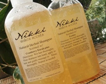 Herbal Shampoo, 8oz
