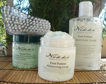 Foot Potion Deluxe Gift set