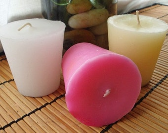 Super-Sized Votive Scent Sample 3pk - SPRING/SUMMER Scents