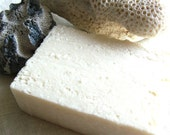 Lavender Spearmint Salt Soap - Vegan Soap - SLS free soap