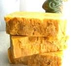 Star Anise Lemon Spice Soap - Vegan Handmade Soap