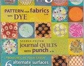 Quilting Arts Magazine Dec./ Jan 2009