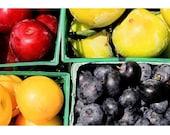 Four Fruit, photo notecard