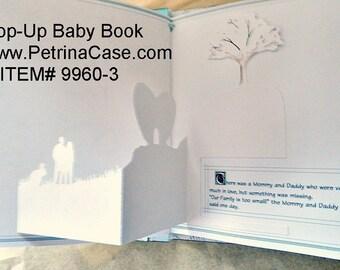 Baby Pop-Up Book Design 9960 - SIX Pop-Ups
