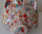RESERVED for NeliaPKDesigns  - Piggy Bank
