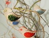 little birdie ornament