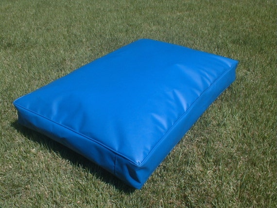 Waterproof Dog Bed Cushion Cover 36 Wide X 48 Long X 4 High