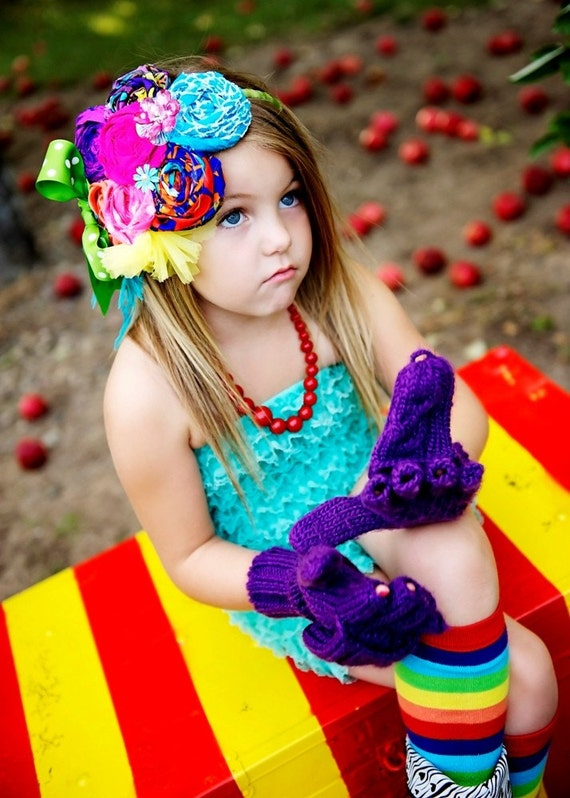 MAGGIE headband accessorie for photo shoots and fun, special occassions,portraits, birthdays, parties, gifts, dress up