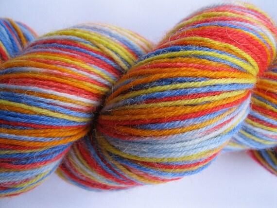Supermarket - Hand Dyed Sock Yarn - 100g