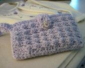 Toddler Purse - Lavender Wristlet