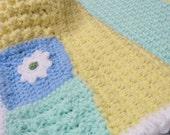 Toddler Blanket- Spring Love