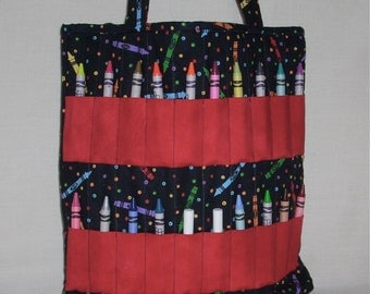 Bizzi Bag Activity Bag Pattern